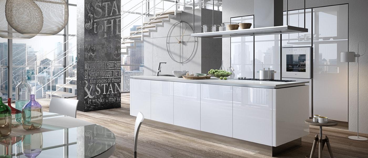 Italian Modular Kitchens | Welcome to Home Plus